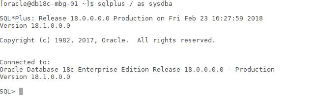 Oracle RDBMS – Page 3 – martinberger com