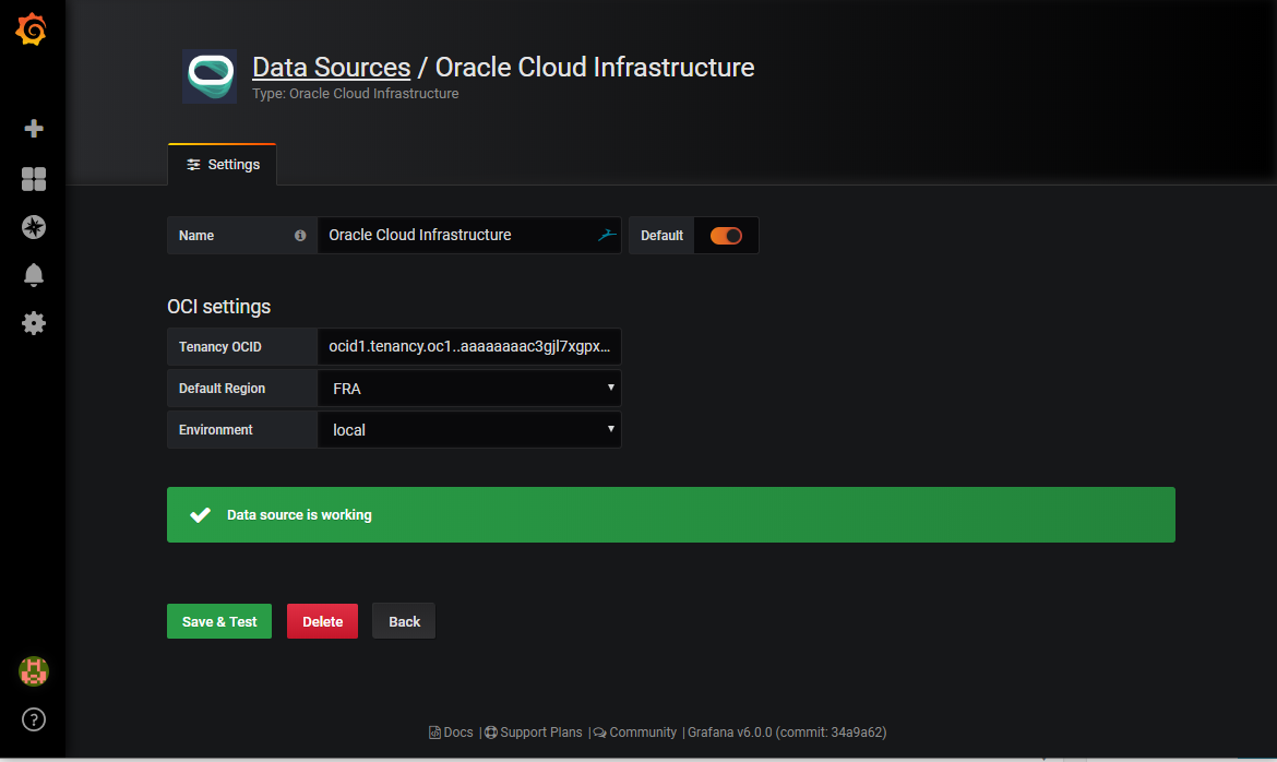Oracle Cloud Infrastructure – martinberger com